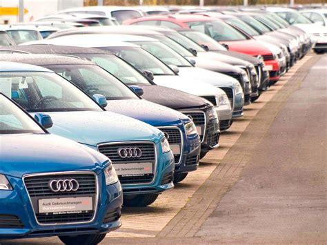 Audi 110 Punkte Check by Audi Gebrauchtwagen Auto M 252 Ller Rechtenbach