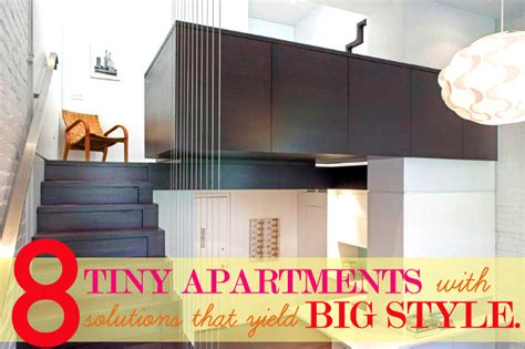 how to maximize studio apartment space 8 more tiny apartments that maximize small spaces with