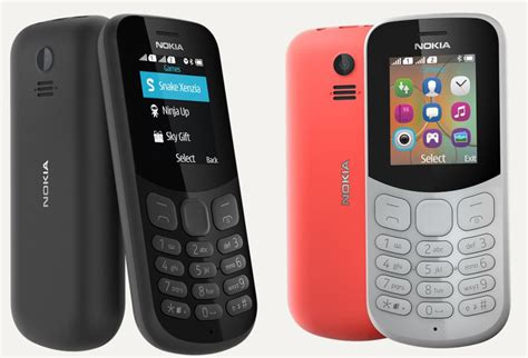 Nokia 130new new nokia 105 and 130 feature phones announced prices start at rs 999 91mobiles
