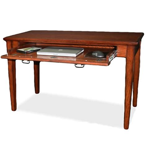 Offer Cheap Leick Boulder Creek Mission Laptop Writing Laptop Writing Desk