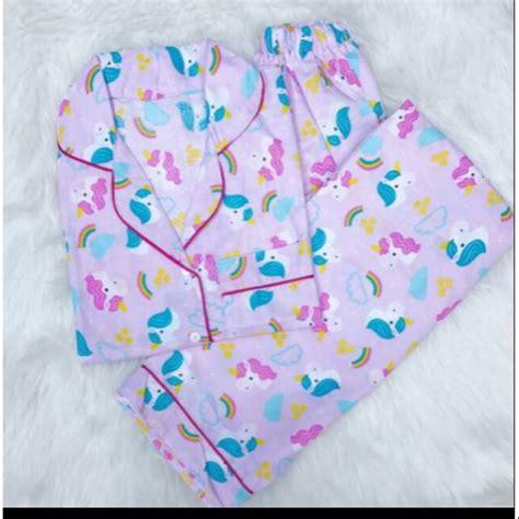 Cp Unicorn Pink Pajamas Pm pajamas unicorn pink sisanya hp dan cp ld 104 shopee