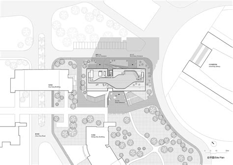 site plan drawing a10 gallery of tsinghua ocean center open architecture 32