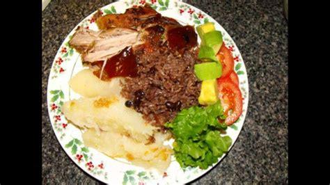 recetas de comidas cubanas recetas de comida t 237 pica cubana youtube