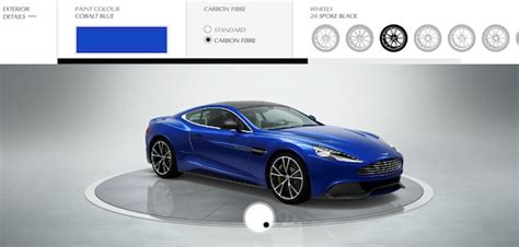 Build Your Own Aston Martin by Build Your Own Aston Martin Am 310 Vanquish Egmcartech