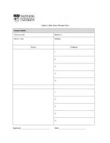 Aar Template by After Review Template Aplg Planetariums Org