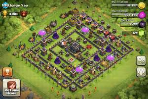 Clash of clans base designs clash of clans wiki