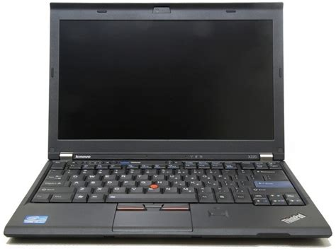Laptop Lenovo Thinkpad X220 I5 lenovo thinkpad x220 i5 2520m cto kelsusit