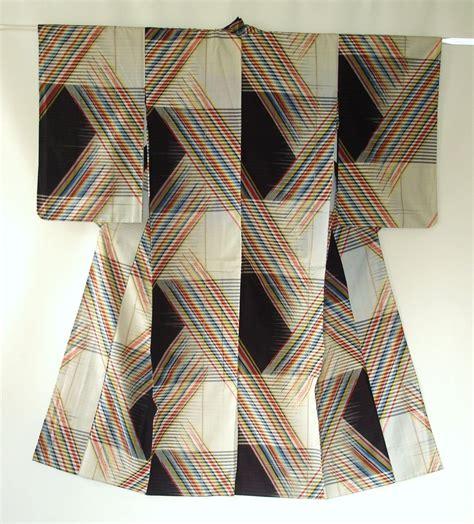kimono repeat pattern vintage japanese textile pattern vintage print