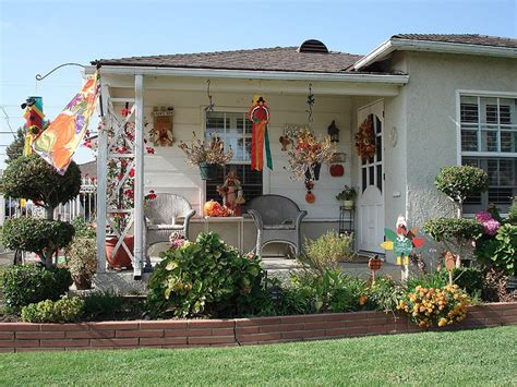 eco friendly thanksgiving decorations