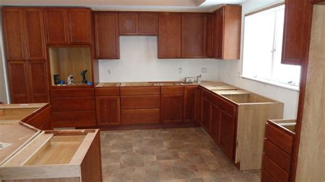 how much are new cabinets installed kitchen cabinets installed tequila line paint and much