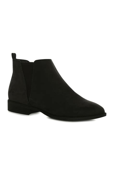 limited edition black chelsea boot by primark