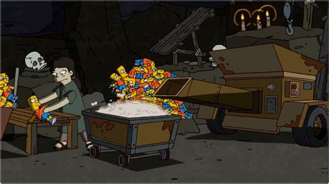 banksy couch gag super punch ultimate simpsons couch gag by banksy
