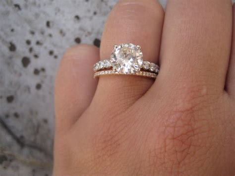 gold engagement rings weddingbee