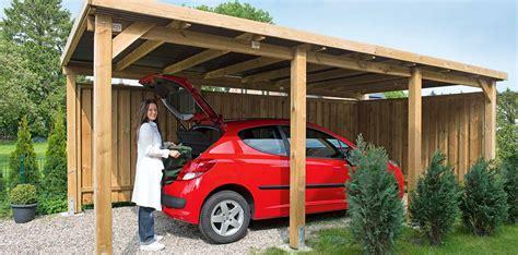auto unterstand bauen carport bau gut gesch 252 tzter stellplatz wohnen