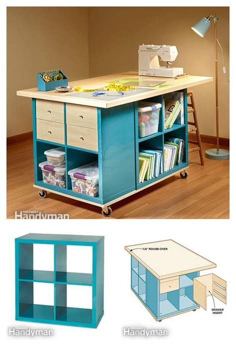 craftastical share a craft my kitchen table home decorating ideas kitchen craft hobby desk with ikea
