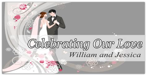 Wedding Banner For Photos by Wedding Banner 104 Wedding Banner Templates Templates