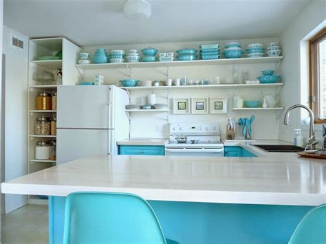 honest thoughts on open shelving in the kitchen dans le