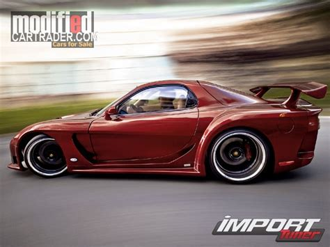 widebody rx7 for sale photos 1993 mazda veilside fortune widebody rx 7 rx7