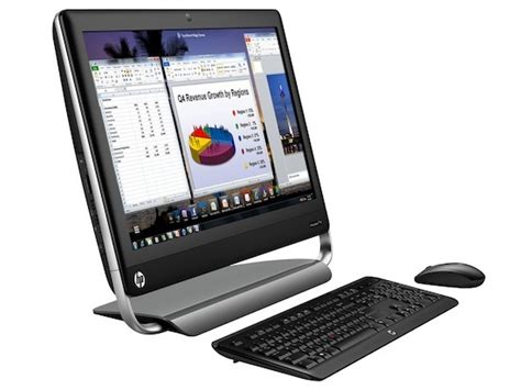 Hp Touchsmart 520 1135d All In One hp touchsmart 520 all in one de 23 5 pulgadas