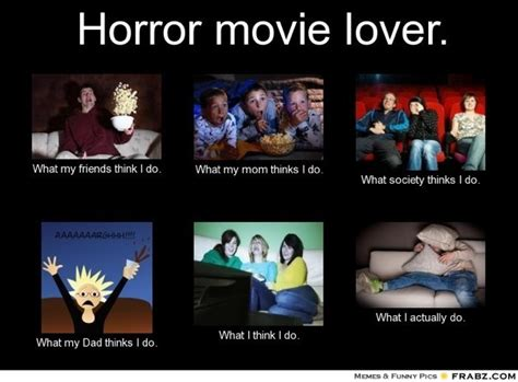 Horror Movie Memes - movie memes
