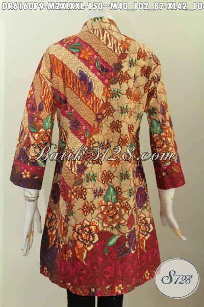 Istimewa Pakaian Wanita Dress Mimi baju dress batik istimewa pakaian batikkerah miring untuk til gaya dan elegan dengan