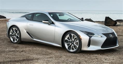 lexus jeep 2018 drive the 2018 lexus lc 500 doesn t want to be the