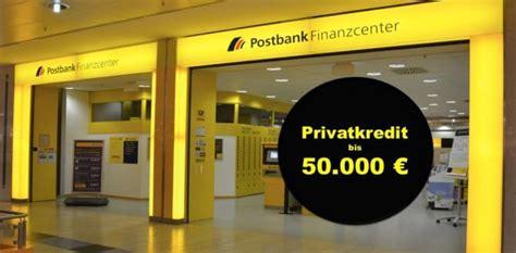 postbank privatkredit zinsen postbank privatkredit