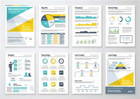infographics brochure layout infographic brochures 187 designtube creative design content