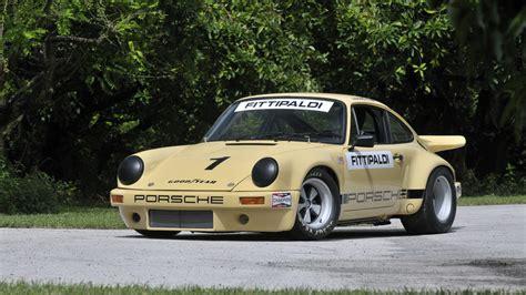Pablo Escobar Porsche pablo escobar and his porsche 911 rsr luxury4play