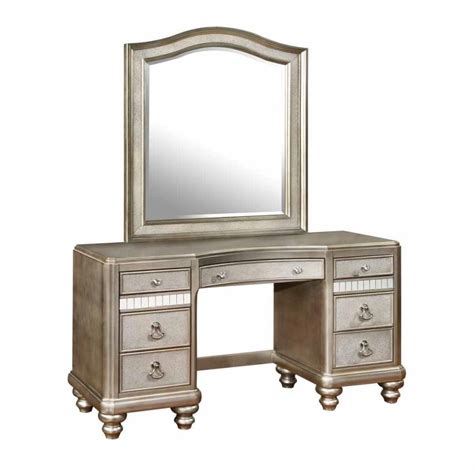 bling game vanity desk bling game collection vanity desk 204187 vanities
