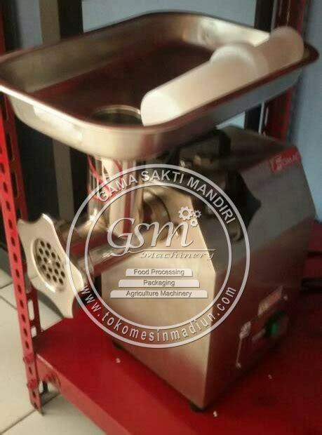 Harga Mesin Giling Daging Dan Ikan Mgd G31 mesin penggiling daging fomac mgd 8a toko alat mesin usaha