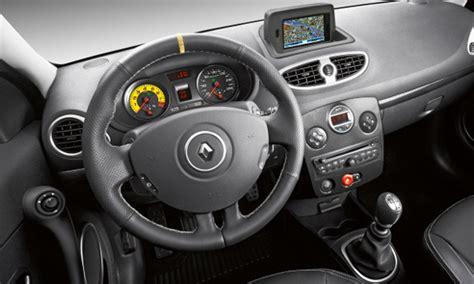 clio interni auto sportive usate renault clio rs 197 auto sportive