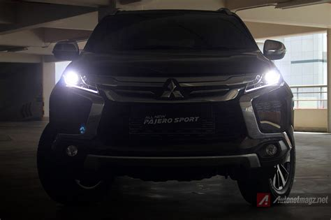 Lu Led Mobil Pajero lu led dan projector headl pajero sport 2016 baru
