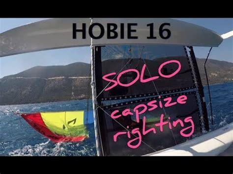 trimaran capsize movie hobie trifoiler promotional video hobie archive video