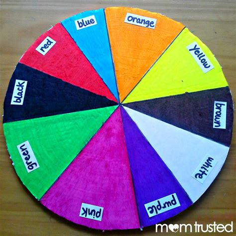 how to color match paint how to make this color matching game for your preschooler