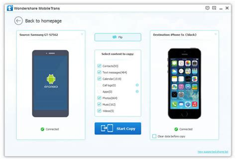 how to transfer pictures from iphone to android how to transfer data from android to iphone