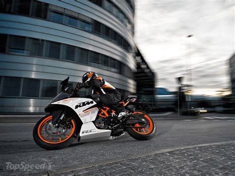 Ktm 390 Top Speed 2014 Ktm Rc 390 Picture 553996 Motorcycle Review Top