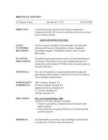 Combination Resume Templates by Free Resume Templates