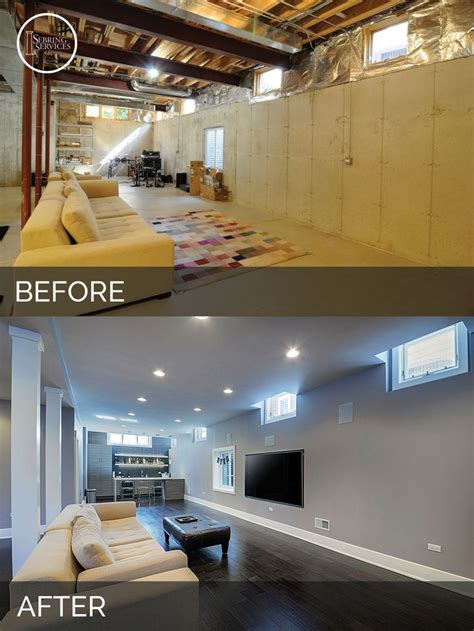 before and after basement 17 best images about ideas para sotano on basement ideas pool tables and bar