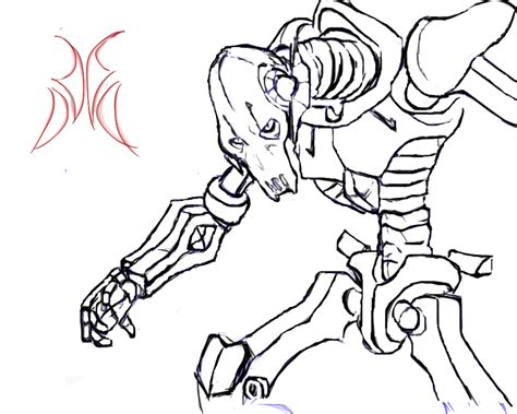 free coloring pages of general grievous