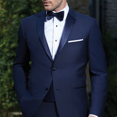 ike evening navy sebastian valente men formalwear