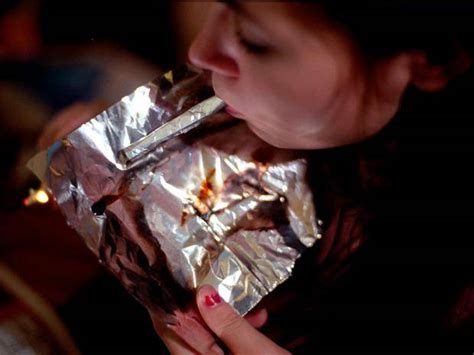 How To Be A Heroine by Exclusive Heroin Addicts To Be Given Free Foil To Help