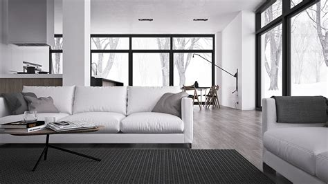 minimalism decor inspiring minimalist interiors with low profile furniture