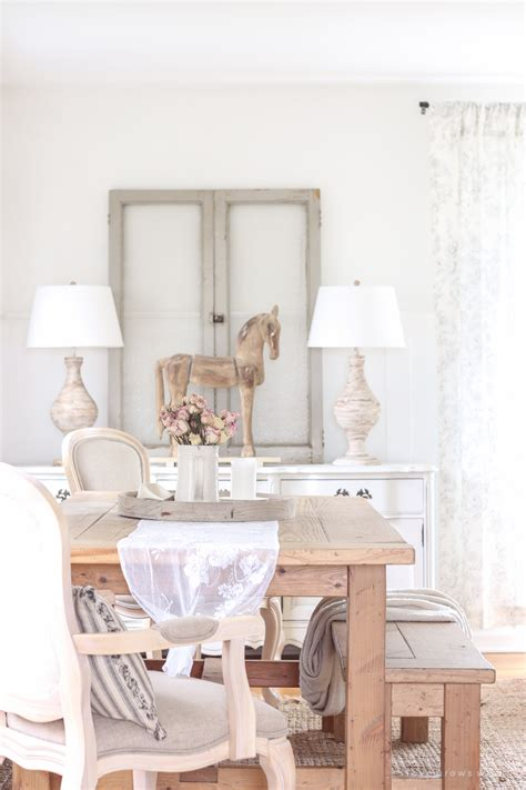 french country   dining room love grows wild