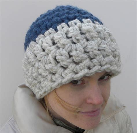 crochet hat pattern thick yarn super chunky crochet lovecrochet blog