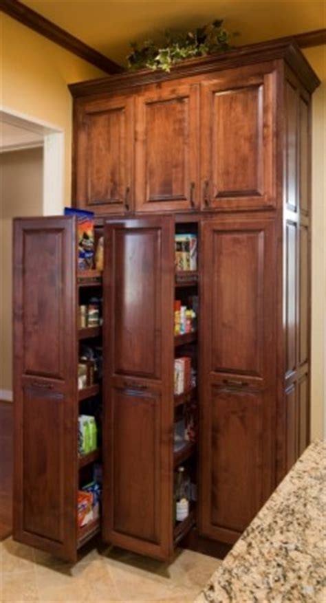 custom kitchen pantry cabinet pull out pantry cabinet kitchen contemporary with anigre