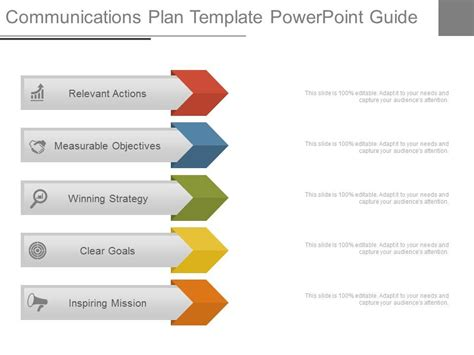 exle of generic communication plan pictures to pin on