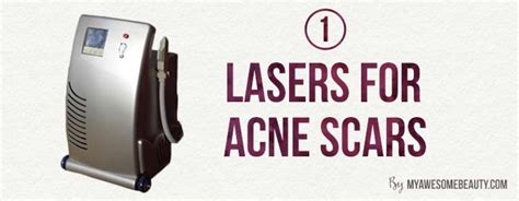 Detox Acne Scars by How To Get Rid Of Acne Scars Fast The 20 Best Treatments