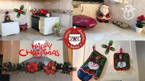 decorar tu cocina ideas para decorar tu cocina en navidad tour por mi