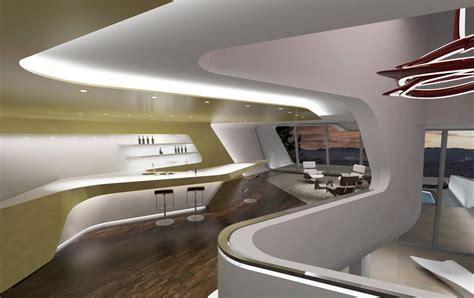zaha hadid interior k 252 snacht villa architecture zaha hadid architects